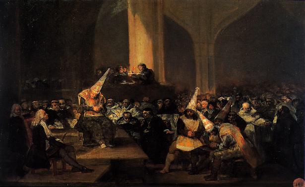 Goya's 'Inquisition'