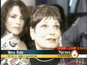 Portland Mayor Vera Katz