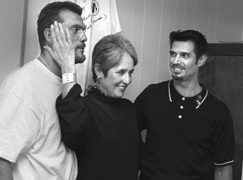 Peter Baez, Joan Baez & Jesse Garcia