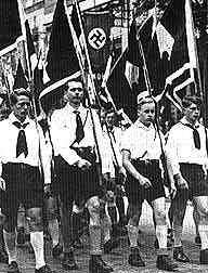 A similar parade