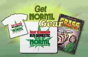Support the Cause. Buy NORML Stuff!